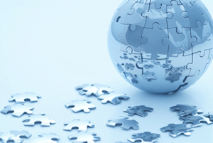 Picture of Globe Puzzle